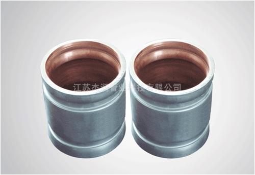 镀锌管衬铜复合管
